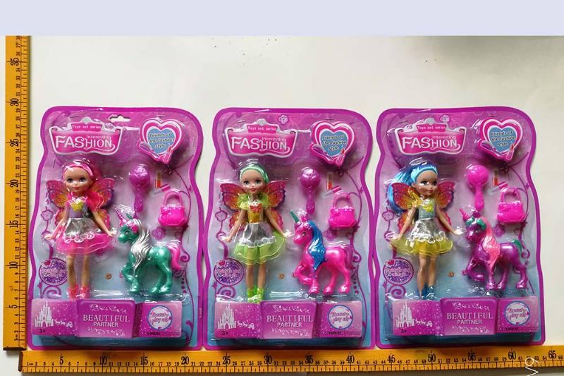 8 inch Flower Fairy Barbie doll toysNo.TA256750