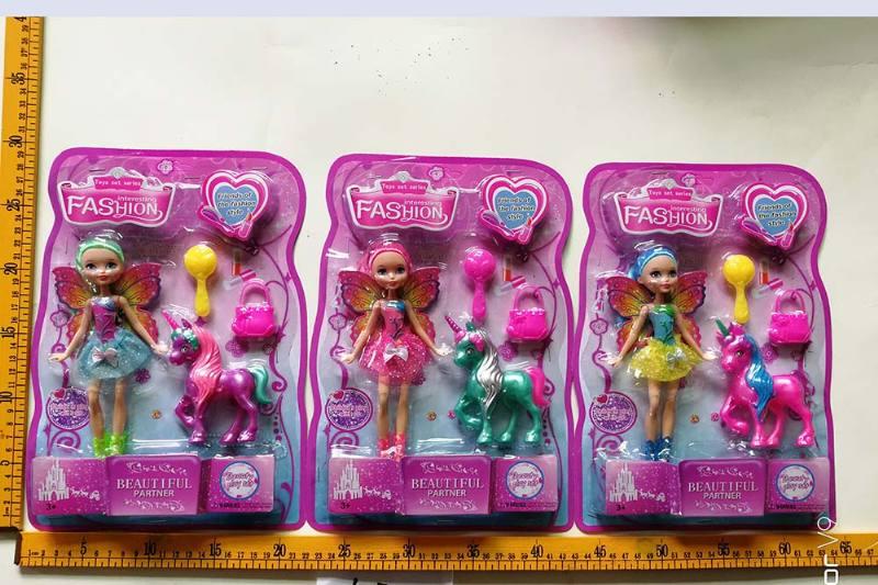 8 inch Flower Fairy Barbie doll toysNo.TA256752