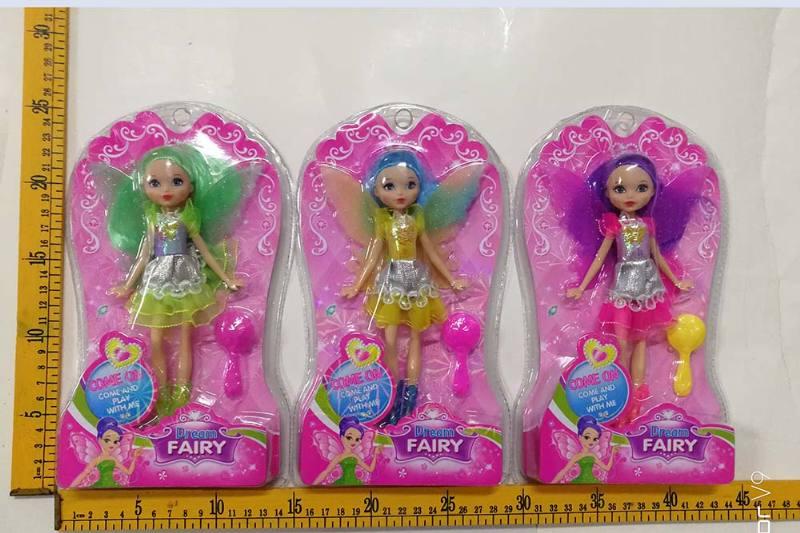 8 inch Flower Fairy Barbie doll toysNo.TA256757