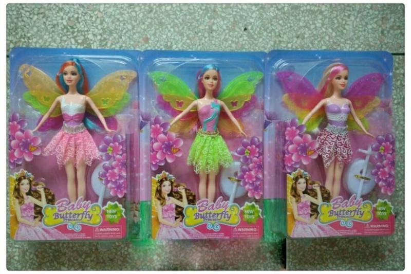11.5 inch Flower Fairy Barbie doll toysNo.TA256765