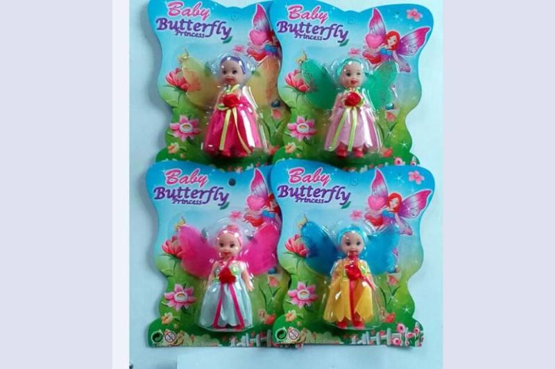 Barbie doll toys Flower Fairy No.TA256769