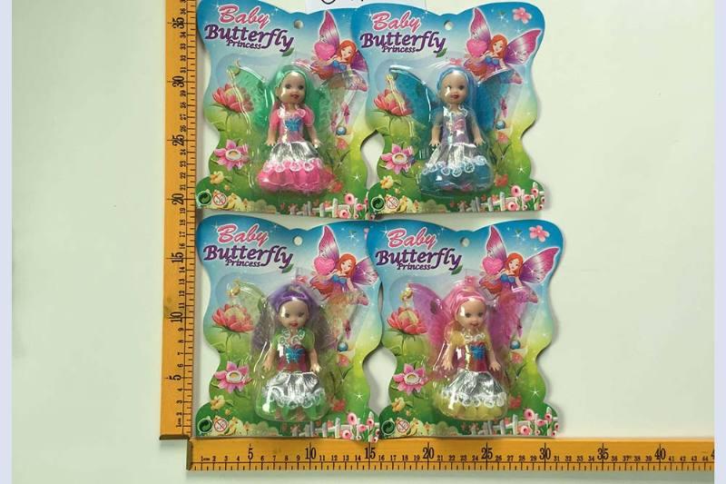 Barbie doll toys Flower Fairy No.TA256772