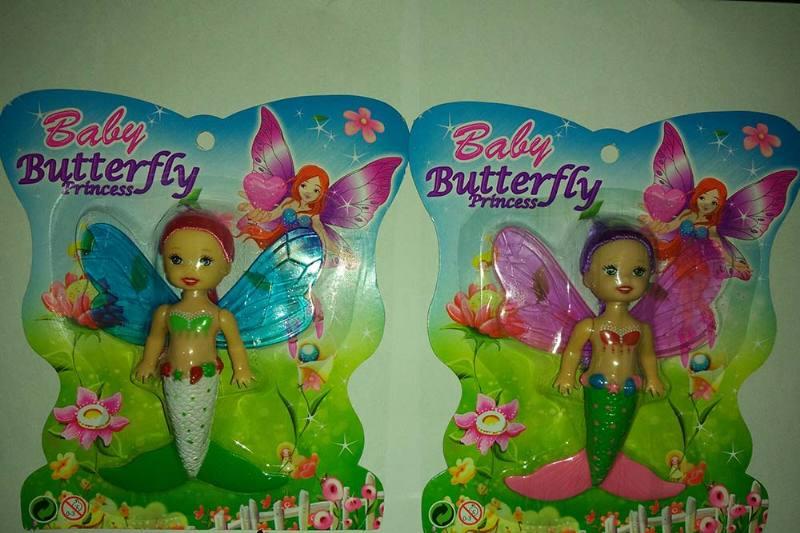Barbie doll toys Mermaid  No.TA256777
