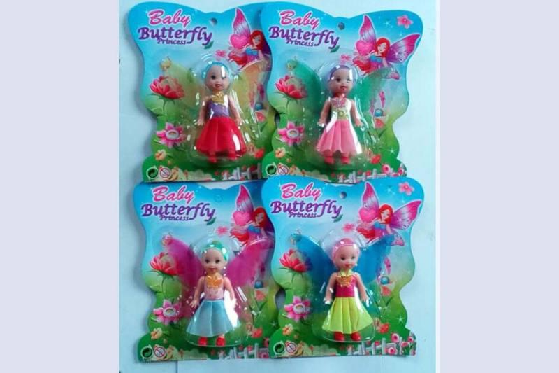 Barbie doll toys Flower Fairy No.TA256781