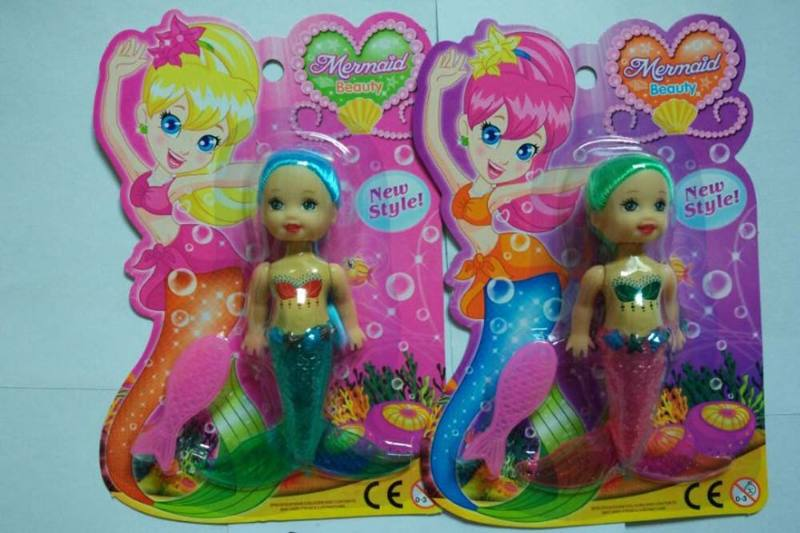 3.5 inch Flower Fairy Barbie doll toysNo.TA256787