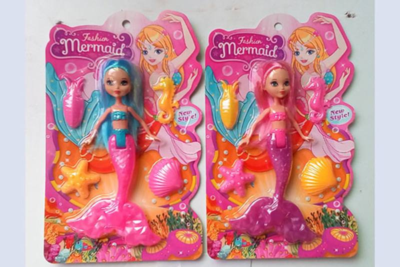 8 inch Mermaid Barbie doll toys No.TA256793