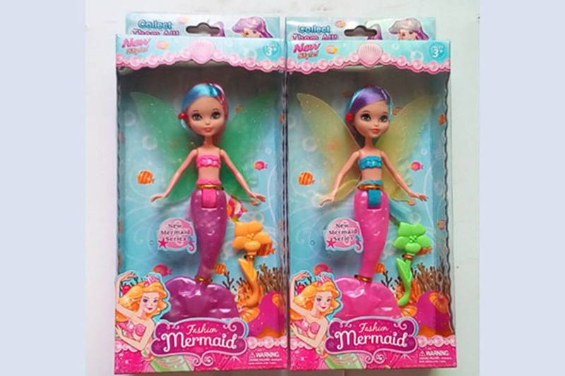 8 inch Mermaid Barbie doll toys No.TA256796