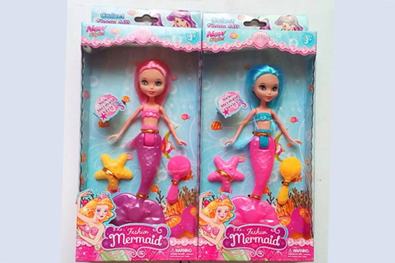 8 inch Mermaid Barbie doll toys No.TA256797
