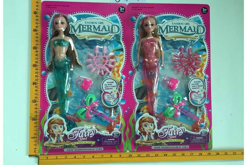 12 inch Mermaid Barbie doll toys No.TA256830