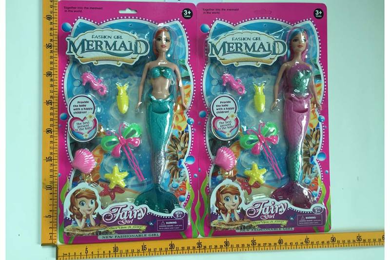 12 inch Mermaid Barbie doll toys No.TA256833