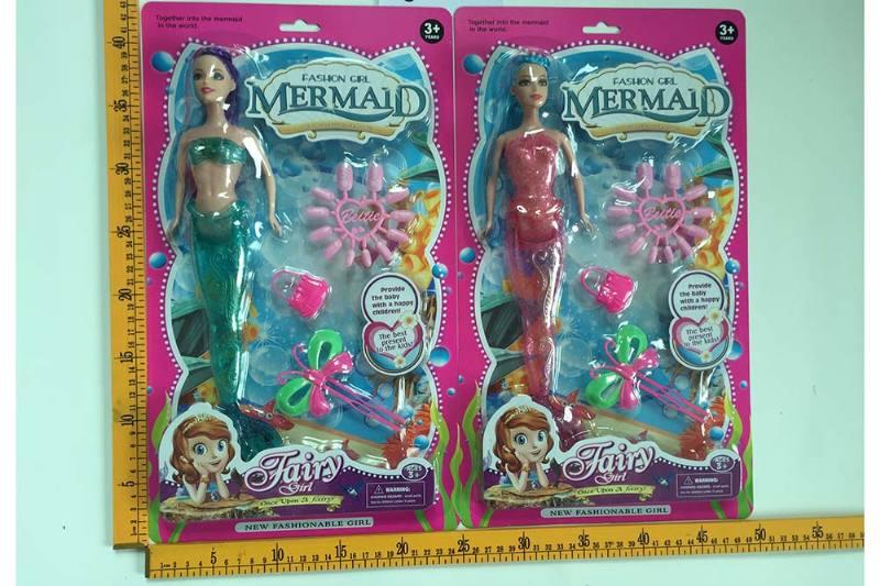 12 inch Mermaid Barbie doll toys No.TA256834