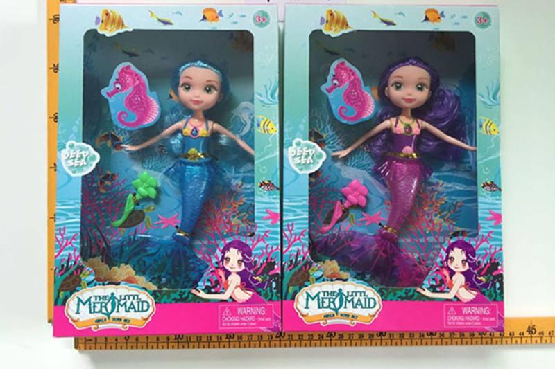 9 inch Mermaid Barbie doll toys No.TA256835