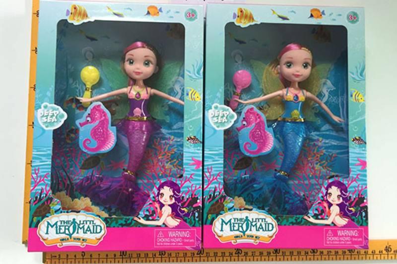 9 inch Mermaid Barbie doll toys No.TA256837