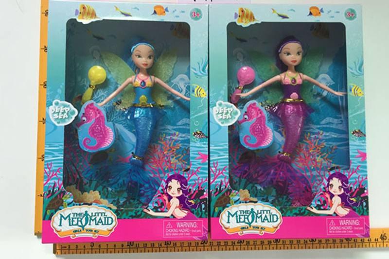9 inch Mermaid Barbie doll toys No.TA256839