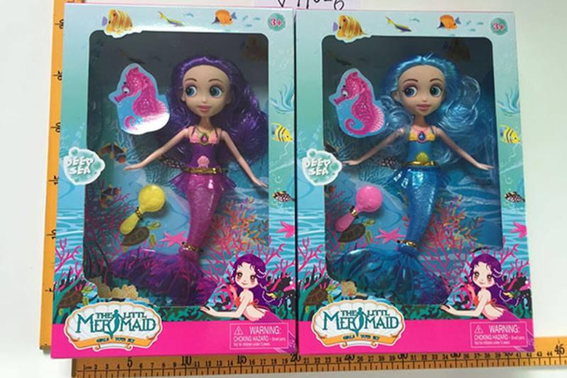 9 inch Mermaid Barbie doll toys No.TA256841