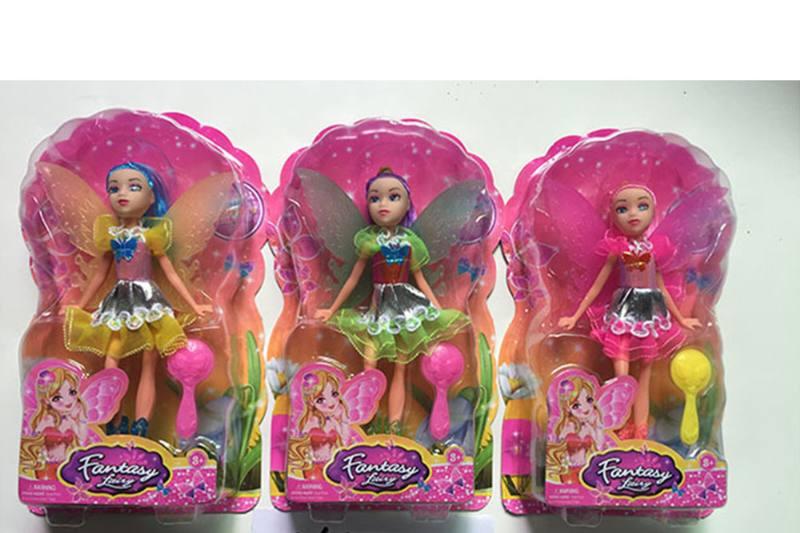 8 inch Flower Fairy Barbie doll toysNo.TA256856