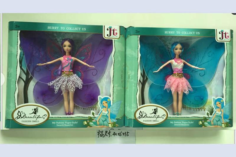 11 inch Flower Fairy Barbie doll toysNo.TA256866