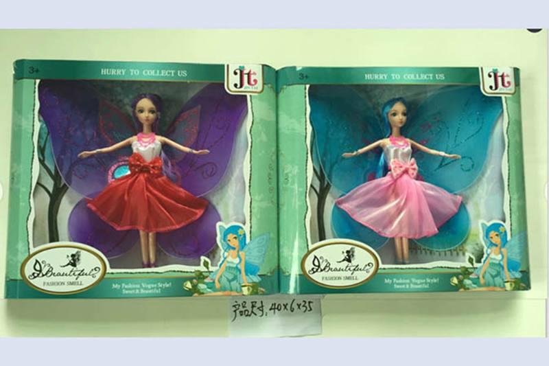 11 inch Flower Fairy Barbie doll toysNo.TA256867