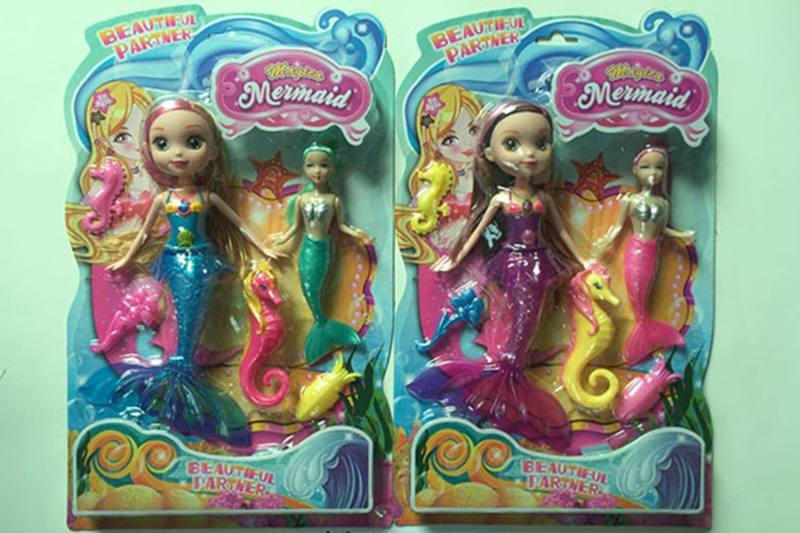 9 inch Mermaid Barbie doll toys No.TA256868