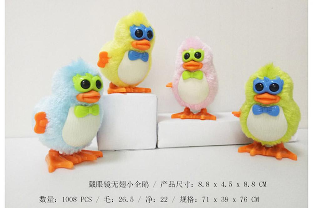 Cartoon Wind Up Toys Wingless Penguin No.TA217837
