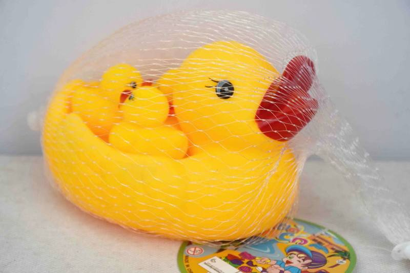 Silicone Toys Silicone Medium Mother Duck No.TA253424