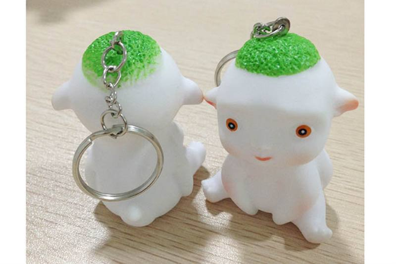 Hot Cute Cartoon Pendant Series Hub with Whistle No.TA188497