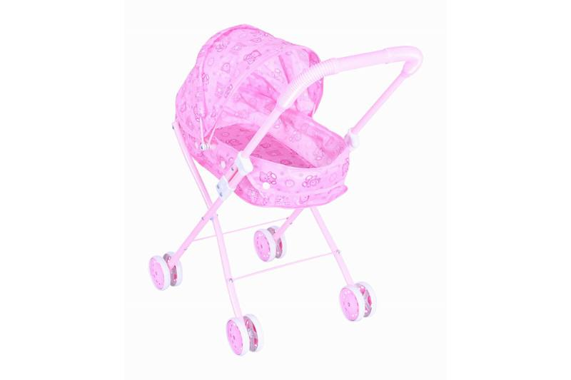 Barbie Doll Accessories Toys Caster Baby Shade Cart (Iron) No.TA229031