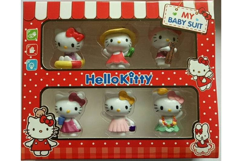 Hello Kitty Set No.TA253208