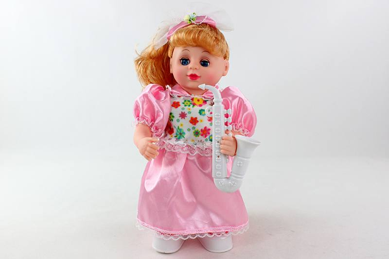 Intelligent Doll Toys 12 Inch Voice Control Dancing Doll (English IC) Doll No.TA192985