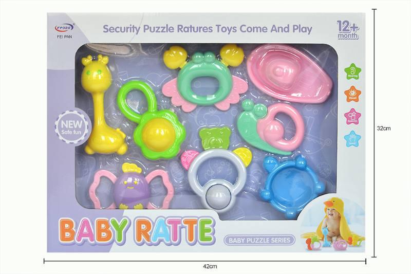 Baby rattle newborn baby toy baby rattle No.TA253216