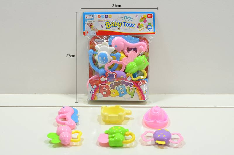 Baby rattle newborn baby toy baby rattle No.TA253219