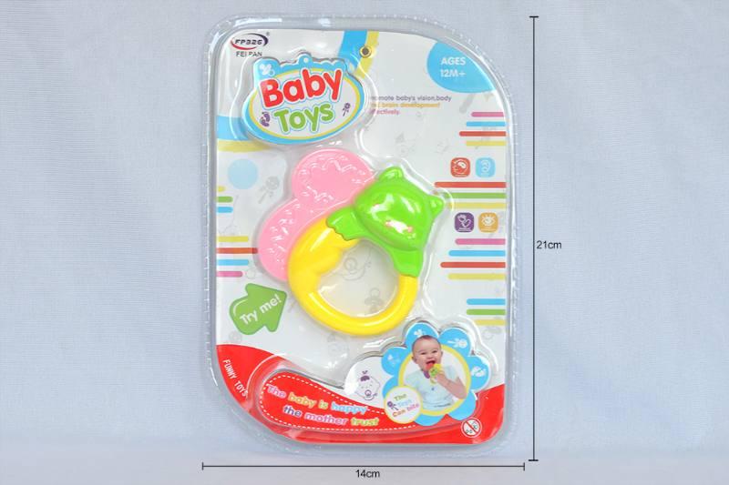 Baby rattle toy newborn baby toy raccoon No.TA253224