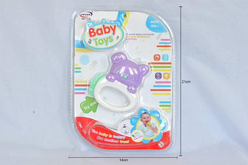 Baby rattle toy newborn baby toy rabbit No.TA253226