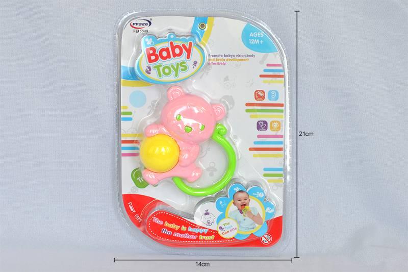 Baby rattle toy newborn baby toy No.TA253227