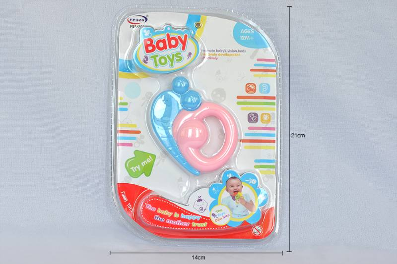 Baby rattle toy newborn baby toy snail No.TA253229