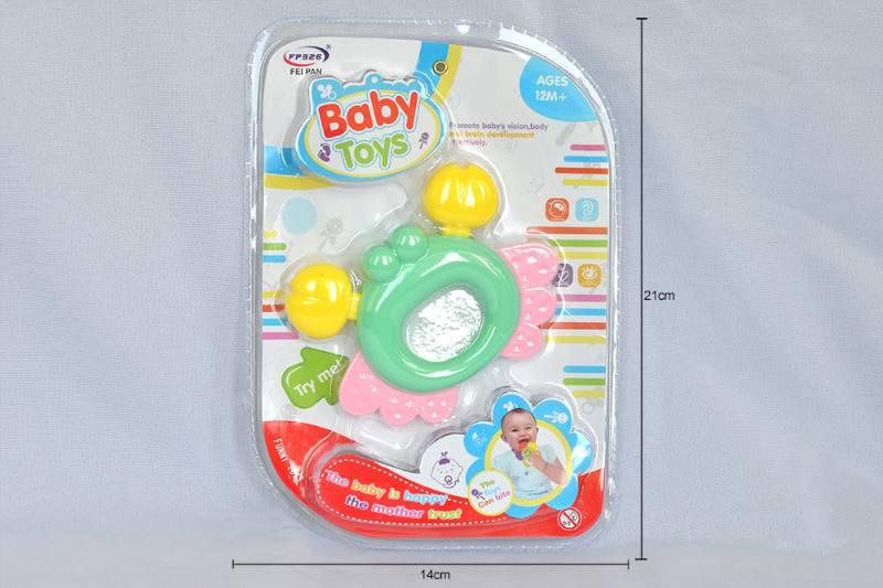 Baby rattle toy newborn baby toy crab No.TA253230