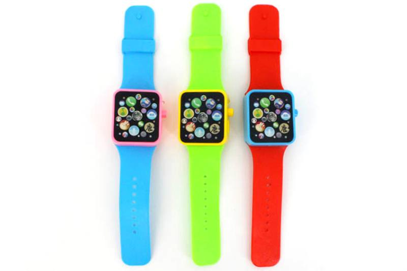 Educational Toys story learning machine Apple watch story machine (3 colors mixed) No.TA241060