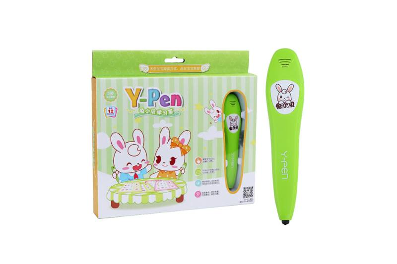 Rabbit Beckham Early Learning Smart Logic Learning Pen (12 cards) Smart Pen No.TA251397