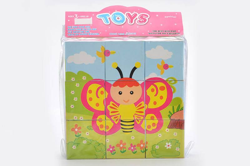 Educational Puzzle DIY Jigsaw Toys 5CM cute animal puzzle puzzle No.TA243719