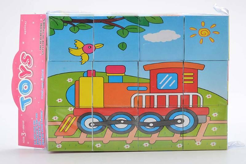 Educational Puzzle DIY Jigsaw Toys 5CM multi animal puzzle puzzle 12 No.TA243726
