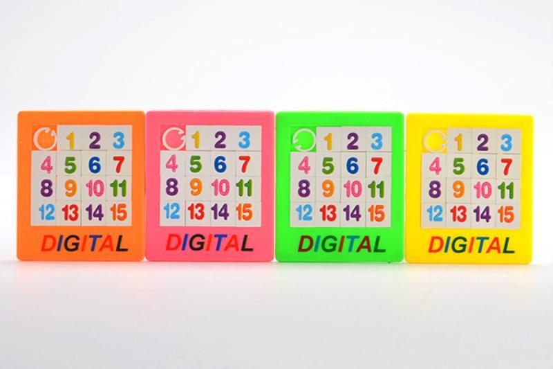 Rectangular puzzle digital puzzle No.TA248073