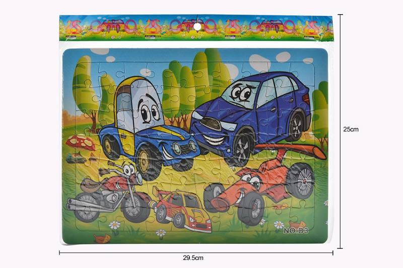 Educational jigsaw puzzle toys No.TA254163