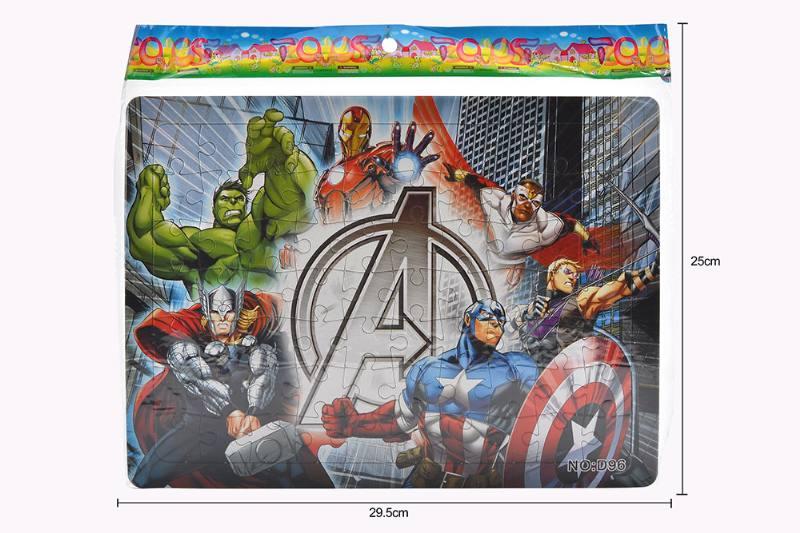 Educational jigsaw puzzle toys No.TA254167