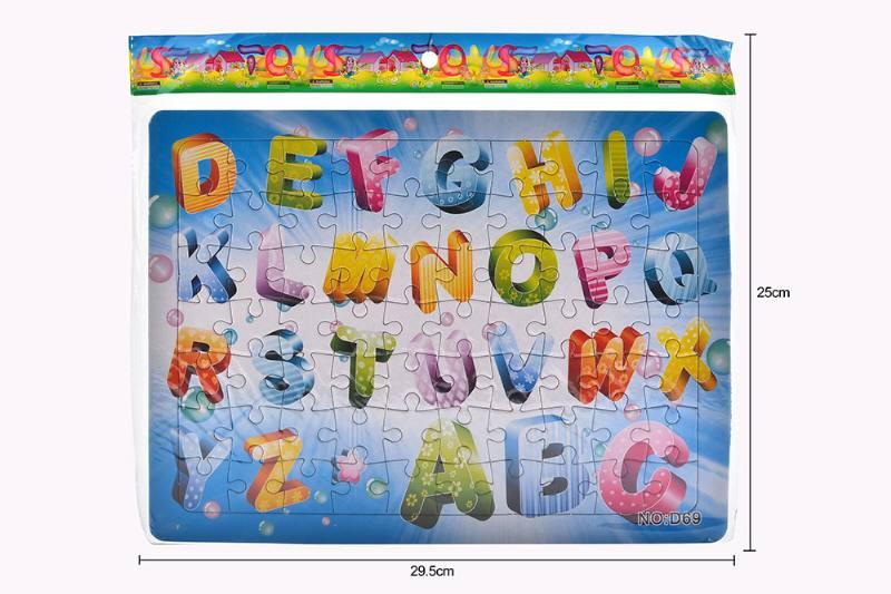Educational jigsaw puzzle toys No.TA254168
