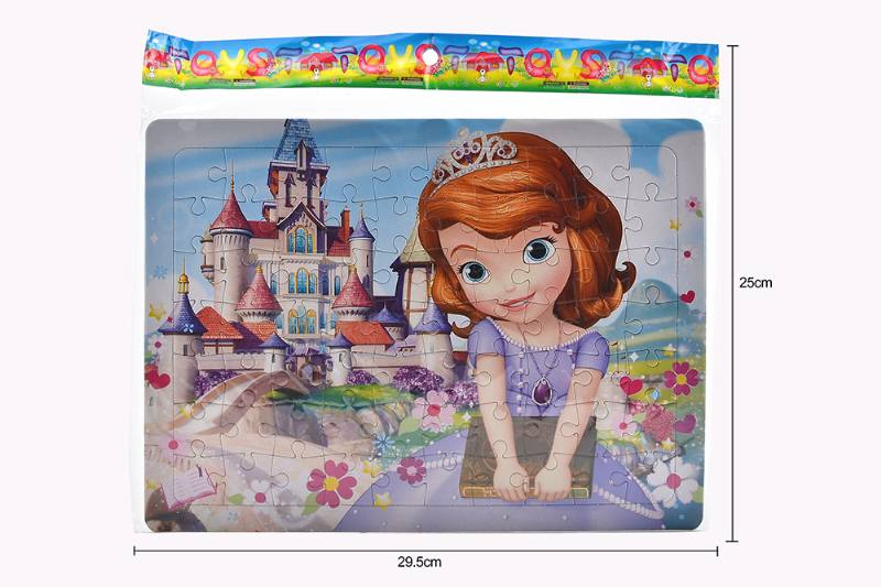 Educational jigsaw puzzle toys No.TA254169