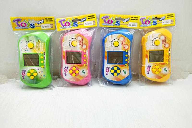 Puzzle game toy PSP game consoleNo.TA256633