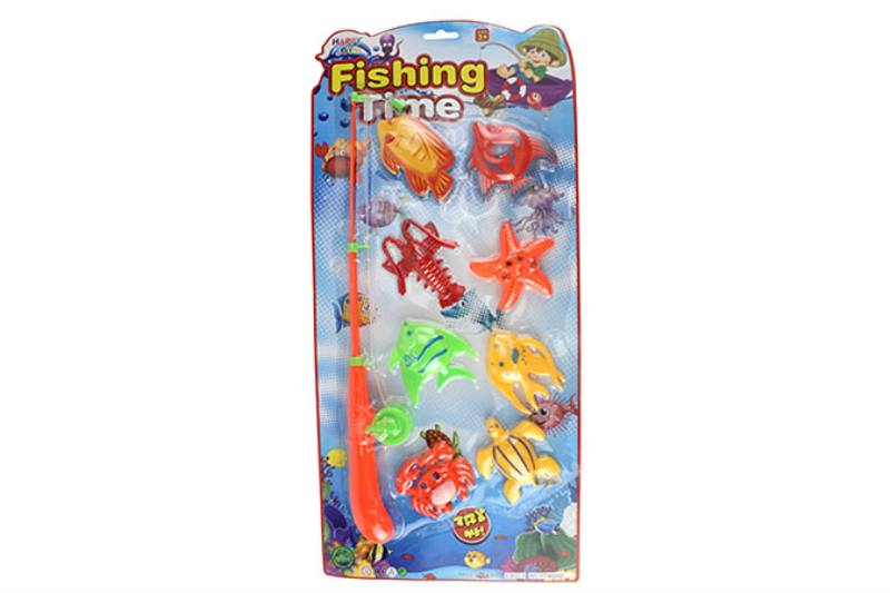 Magnetic fishing (guest version) factory printing, there is a barcode on the bac No.TA253478