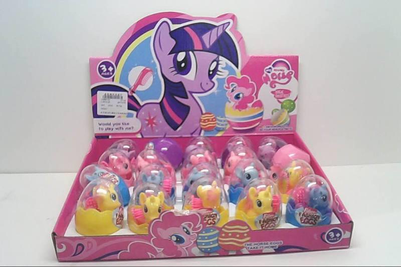 Elf Horse Toys Egg Pony / 20 / Display Box No.TA254306