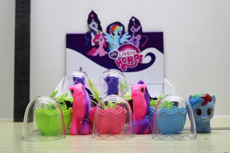 Elf horse toy egg horse and pony No.TA254342