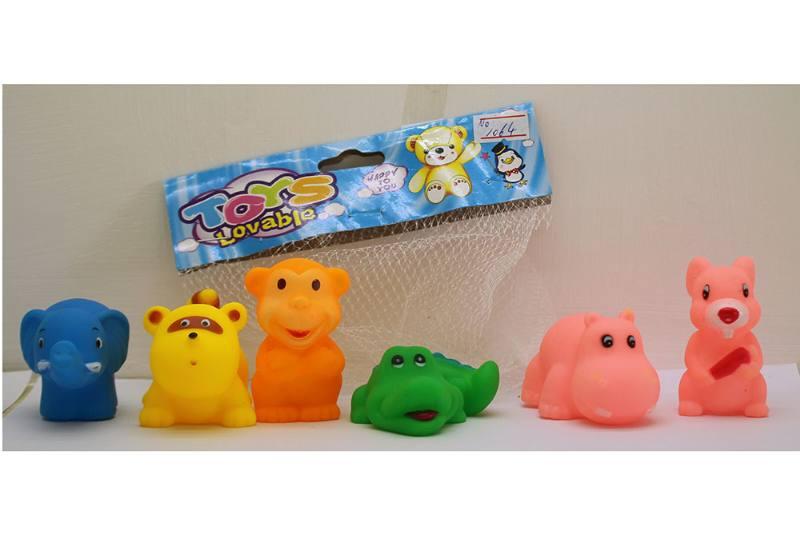 Silicone toys Vinyl animals toys No.TA254349